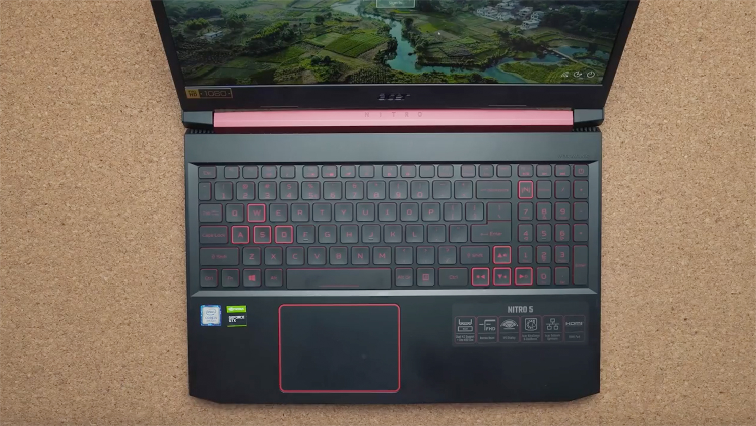 Analysis: Acer Nitro 5 - Buy Manual