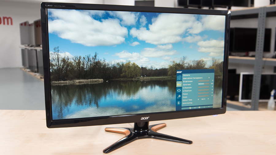 Review: Acer Monitor Gn246Hl – Manual Purchase