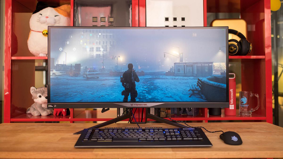 Review: Acer Predator X34 Monitor - Buy Manual